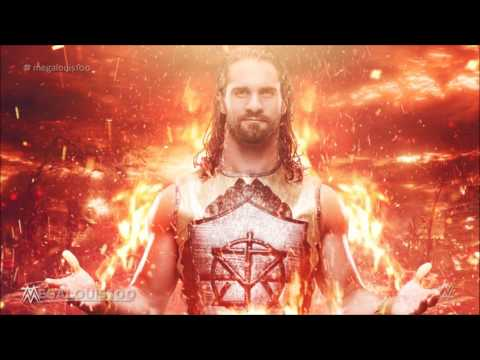 "Seth Rollins 8th WWE Theme Song - ""The Second Coming"" (V3; ""Burn It Down"" Quote) With Download Link"