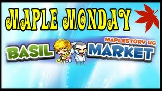 Maple Monday - Replying to Basil market forums