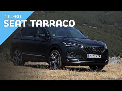 SEAT Tarraco 2019 / Prueba / Review en español / Test
