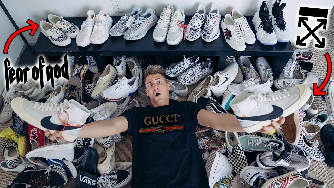 4cb9c21cdd My INSANE Shoe Collection!  1