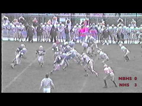 NHS vs New Britain - October 30th, 1993
