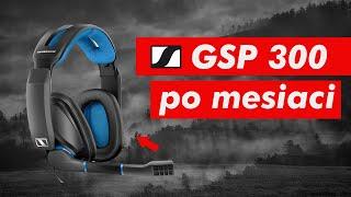 Po mesiaci ♦ Sennheiser GSP 300