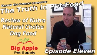 Natural adult Nutro choice