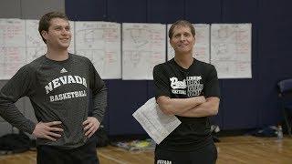 Eric Musselman Mentors Son Michael on Nevada Coaching Staff | Stadium