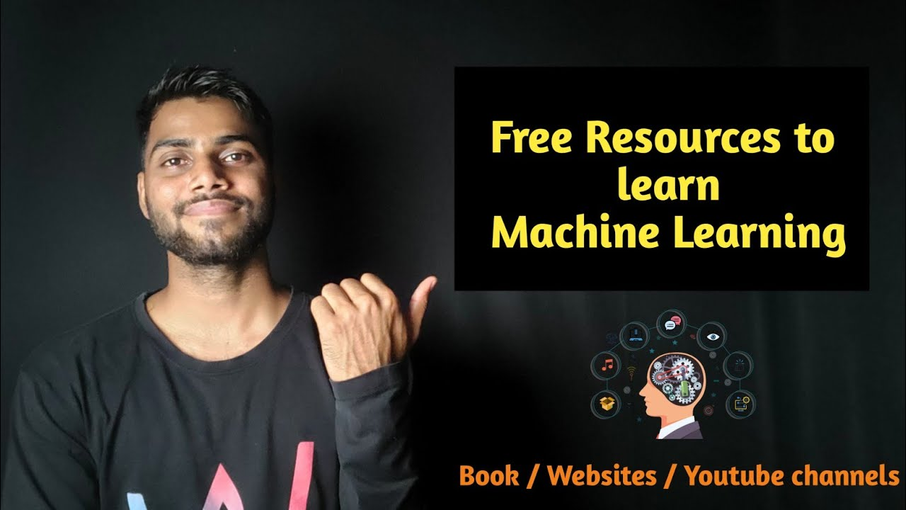 Free resources to learn Machine Learning 🔥 || How to learn Machine Learning for free in 2021