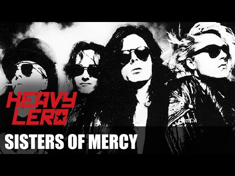 Heavy Lero 58 - SISTERS OF MERCY - apresentado por Gastão Moreira e Clemente Nascimento
