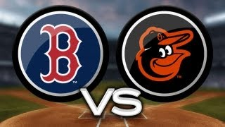 7/26/13: Orioles defeat Red Sox behind Tillman