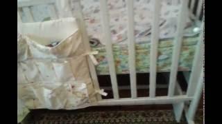 Что подготовлено к появлению малыша. Комод, кроватка, гаджеты.