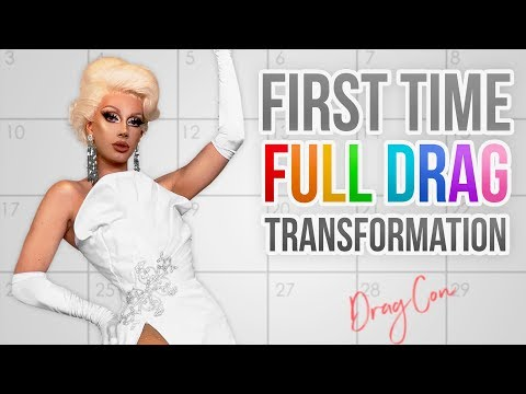 First Time In Full Drag Transformation Mp3