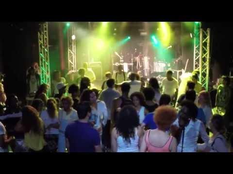 Soirée Sambacademia 2015 - 13 Sept. 2015 - La flèche d'or