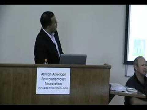 2) Derrick Freeman - EJ & Nuclear Energy