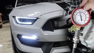I bought a blown up GT350 and had NO IDEA!!