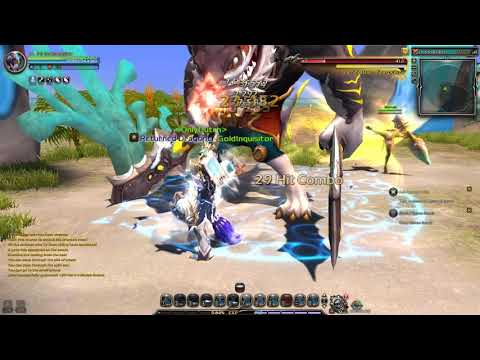 Dragon Nest Europe - New Lv 93 Daily Quest Lv 95 Cap Update Inquisitor