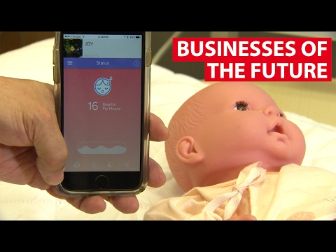 Businesses of the Future | Singapore's Future Economy