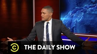 Between the Scenes - Trevor's Dream Match-up: The Daily Show