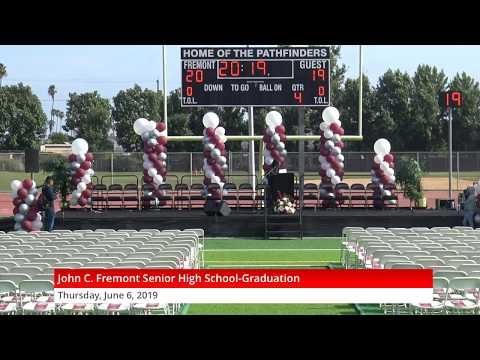 John C. Fremont Senior High School- 95th Commencement