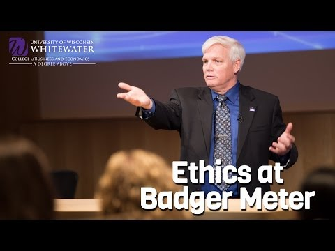 Ethics at Badger Meter