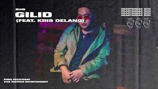 Because - Gilid (Audio) feat. Kris Delano