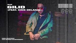 Because - Gilid (Audio) feat. Kris Delano thumbnail