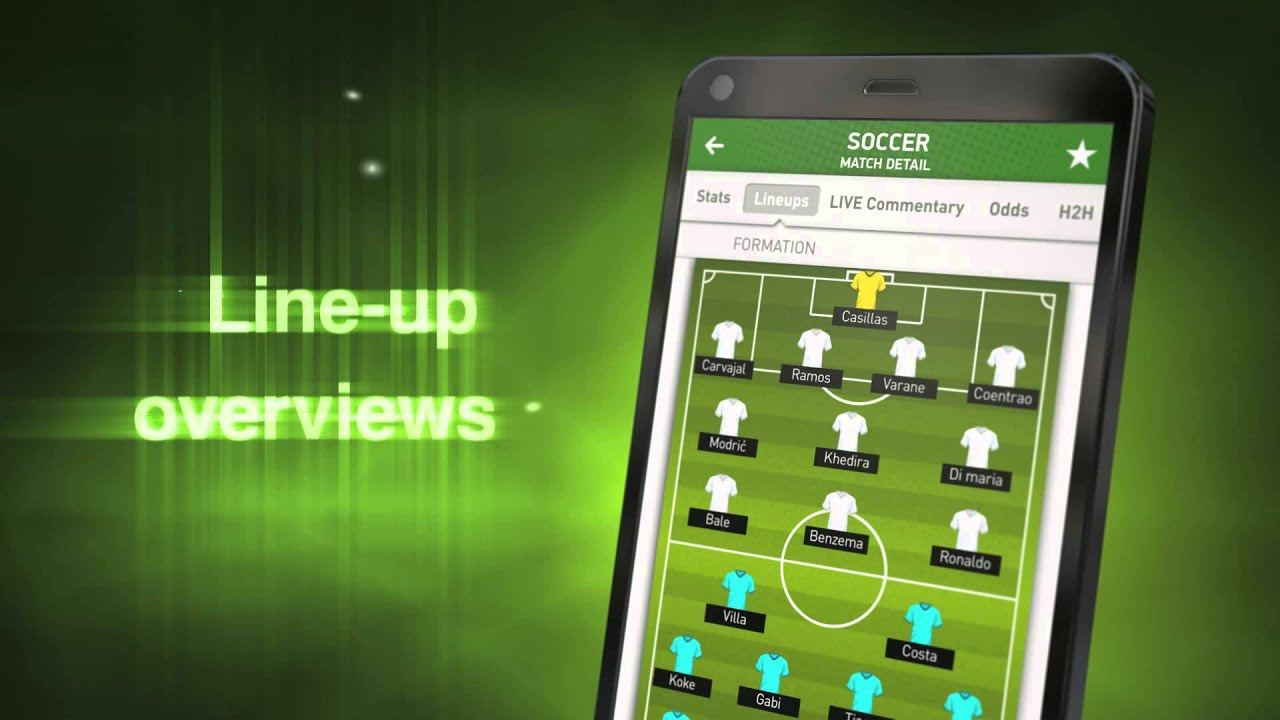 Flashscore Mobile Apps Youtube