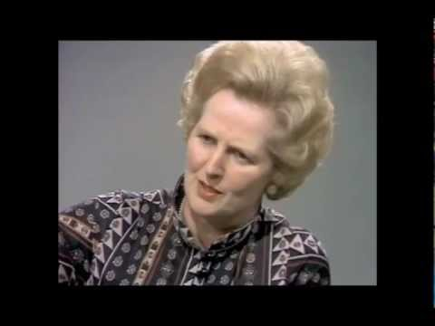 Margaret Thatcher - Capitalism and a Free Society