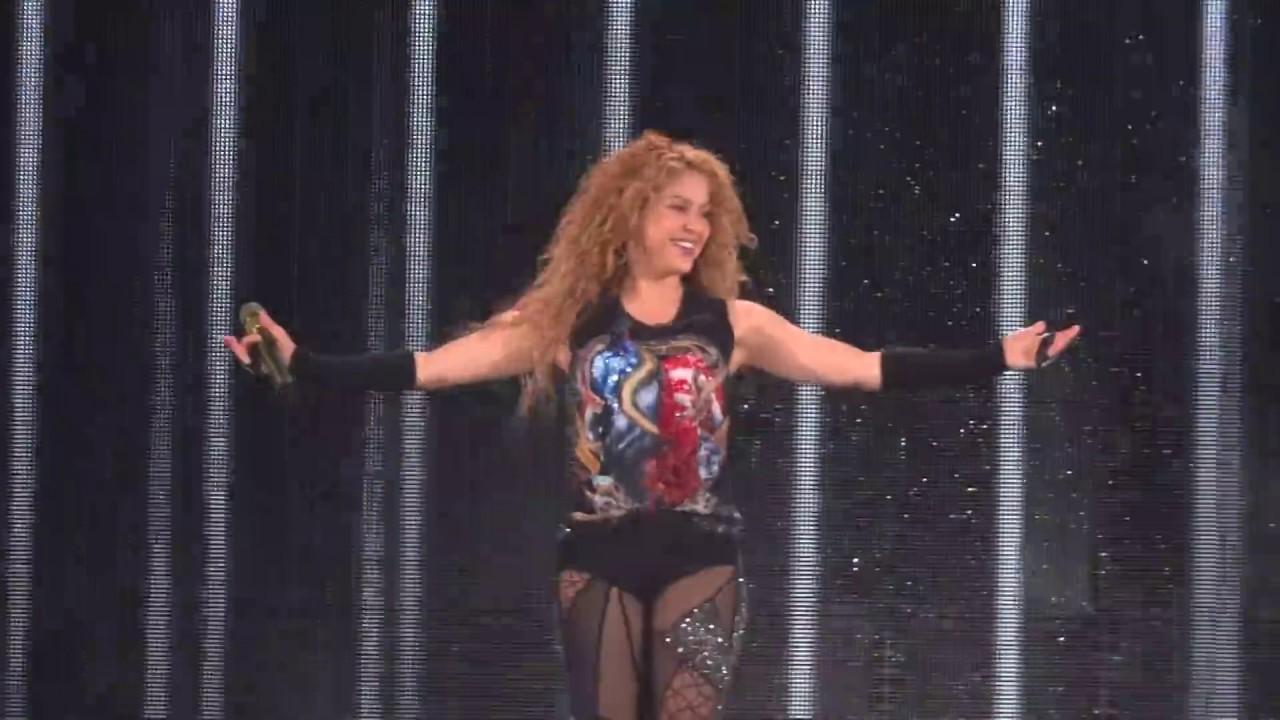 Download Shakira - Estoy Aqui/Donde Estas Corazon (El Dorado World Tour Live in Montpellier) HD