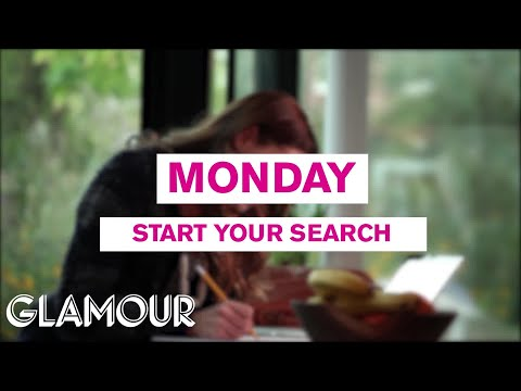 Jumpstart Your Job Search In One Week - 15 Minute Fix | Lifestyle | Glamour