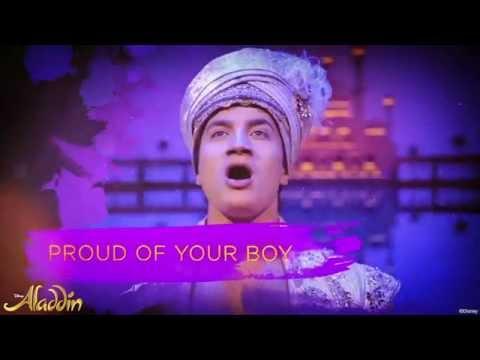 ALADDIN London - Proud of Your Boy