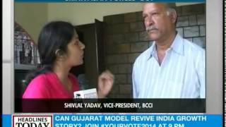 Shivlal Yadav: I'm to only look after cricket affairs