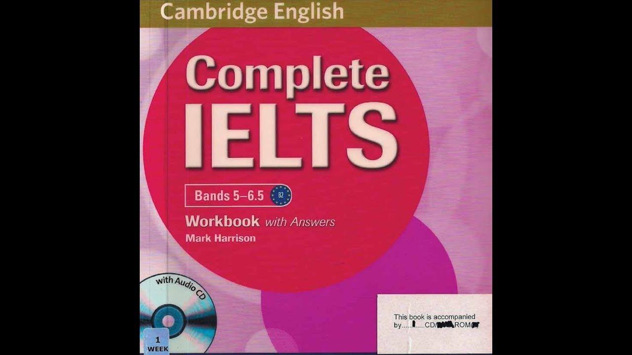 Complete ielts 5 - 6 5 WORKBOOK unit 4