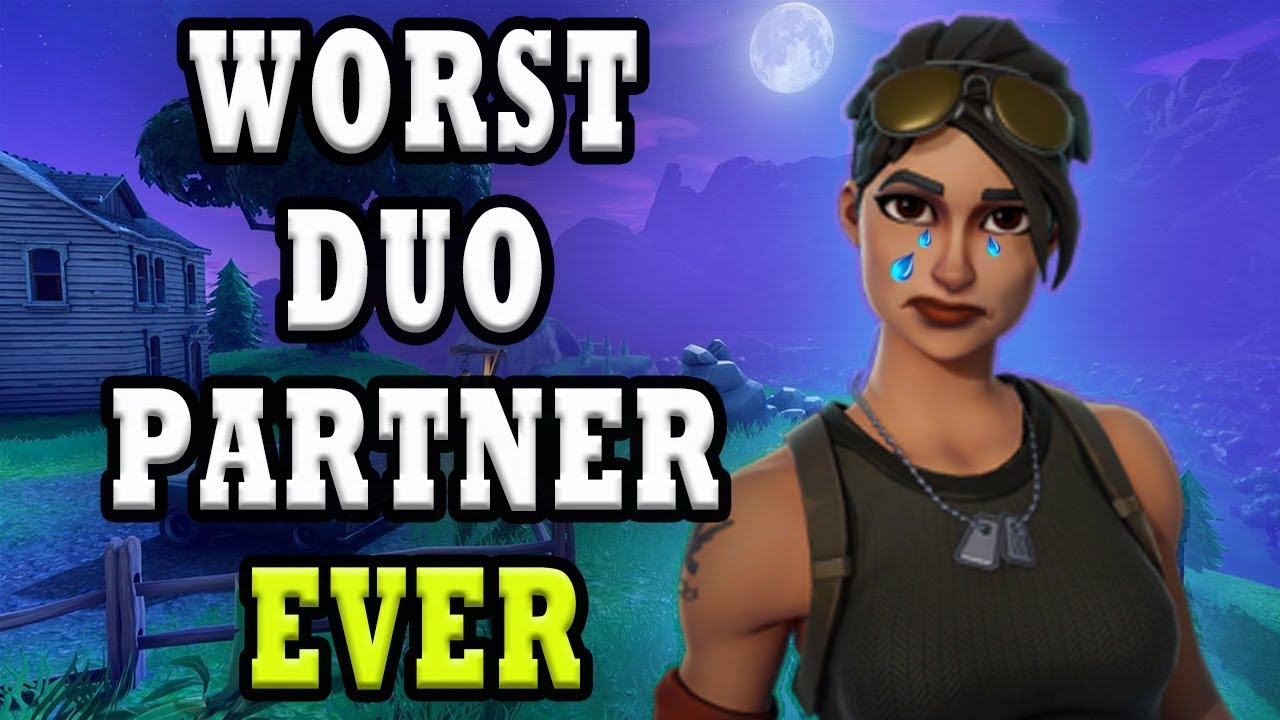 Fortnite Duo Partner