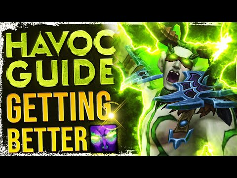 OH YEAH! HAVOC DH Guide