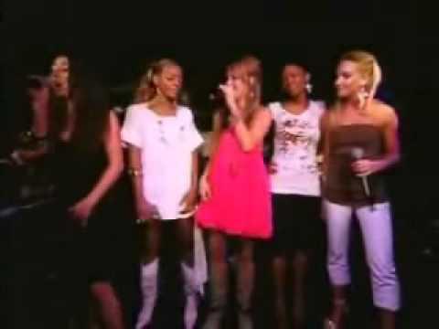 Danity Kane - Ride For U Live(Acoustic Piano) - MTB Season 3