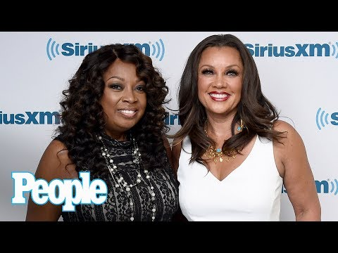 Vanessa Williams & Star Jones Reveal The Advice They'd Give Their Younger Self | People NOW | People