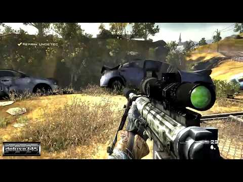 Homefront Videogame Gameplay (PC HD)