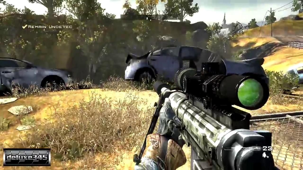 Homefront Videogame Gameplay PC HD