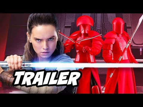 Download Youtube: Star Wars The Last Jedi Trailer 3 - Kylo Ren and Rey New Backstory Explained