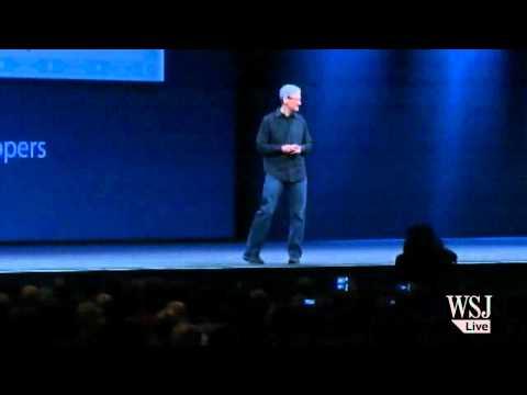 Apple Unveils New MacBooks, iOS6
