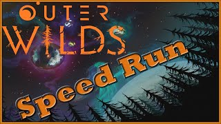 OUTER WILDS: BEATING THE GAME IN UNDER 30 MINUTES