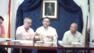 Pleno Montejaque Julio 2011