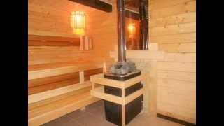 Баня под Казанью в п.Габешева(Изготавливаем и строим деревянные дома и бани из клеенного бруса