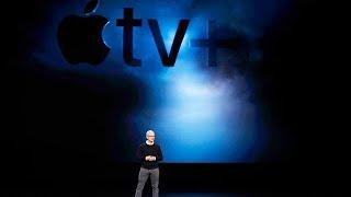 Apple stellt neuen Streaming-Dienst vor