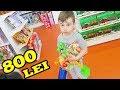 Alex si 800 de Lei la Supermarket!