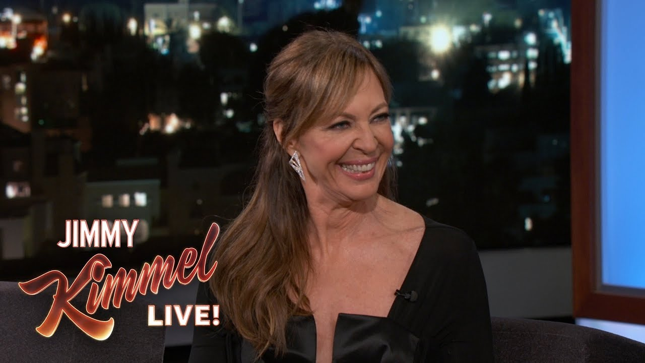Allison Janney Nudography allison janney's friends will write her oscar acceptance