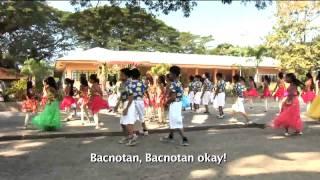 BACNOTAN FESTIVAL SONG