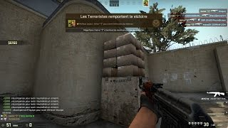 CS GO MAROC:ak-47 elite build FACTORY NEW