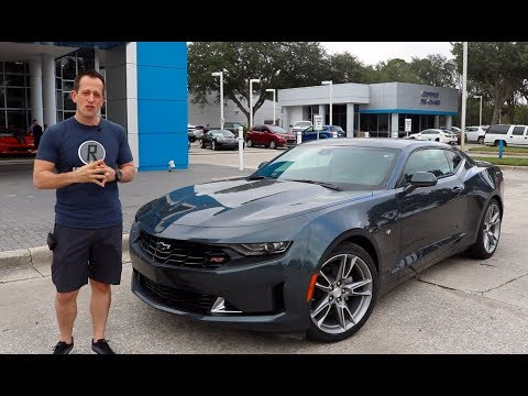 2020 Chevrolet Camaro | Read Owner and Expert Reviews ...
