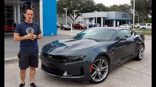 Is the 2019 Chevy Camaro RS a HIT or MISS?