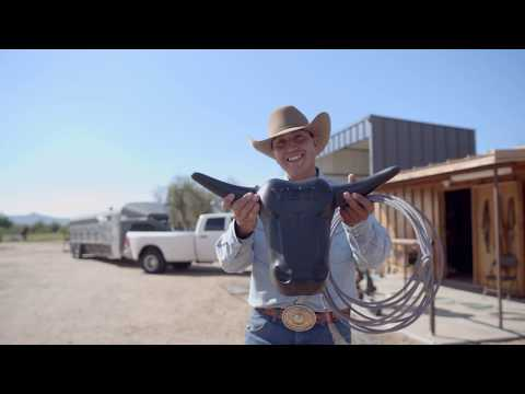 YETI Slickhorns Roping Dummy