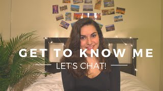 Get To Know Me! | RayaWasHere